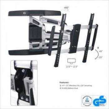Moderní kloubový držák na Tv Fiber Novelty FN316