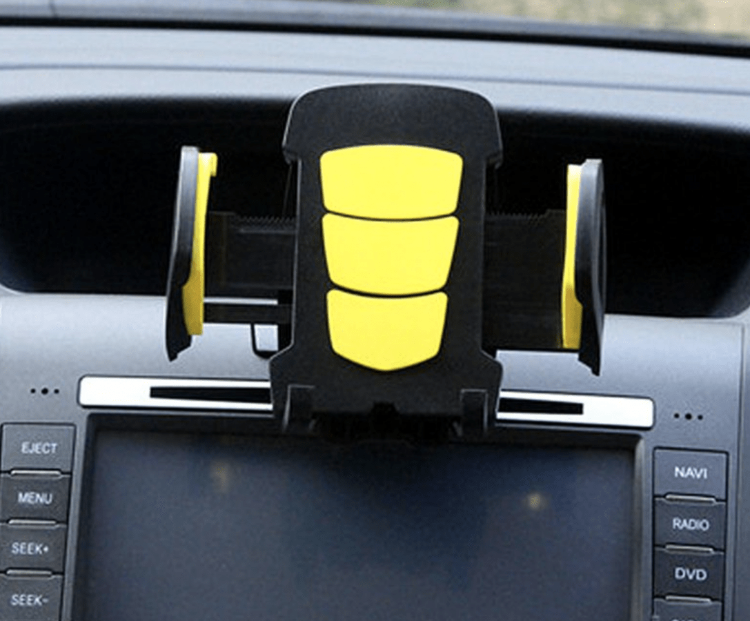 Držák do auta do CD přehrávače na mobil HS-1209