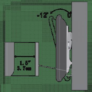 Výklopný TV držák SS-2041