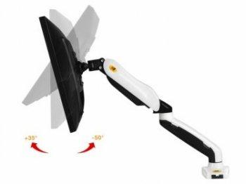 Držák monitoru stolní Fiber Novelty F80W